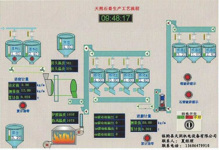 皮带顺序控制电路图
